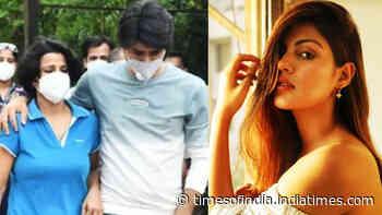 Sushant Singh Rajput's sister Mitu Singh alleges Rhea Chakraborty was into black magic, say reports