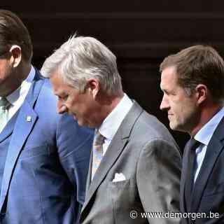 De Wever en Magnette morgen om 14.30 uur naar de koning