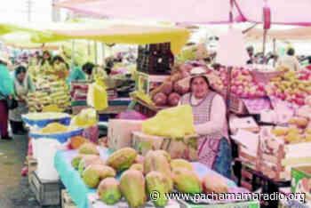 Pobladores de Atuncolla rechazan presencia de comerciantes de Puno y J - Pachamama radio 850 AM