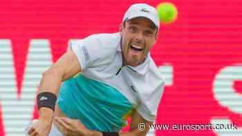 Roberto Bautista Agut beats Jan-Lennard Struff in Berlin opener - Eurosport - ENGLAND (UK)