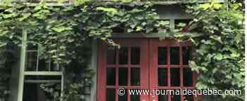 Airbnb en Estrie: une grange de 1903 rénovée