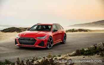 L'Audi RS 6 Avant a un prix qui reflète sa folie