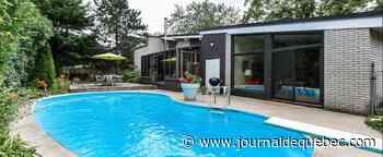 À Saint-Lambert: une maison plein-pied à vendre pour 1 489 000$