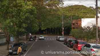 Ladrão agride pedestre com socos e chutes durante assalto em Umuarama - ® Portal da Cidade   Umuarama