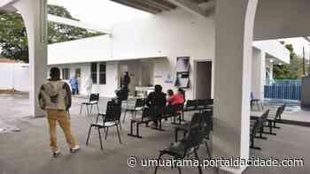 Ambulatório para síndromes gripais já atende em novo endereço em Umuarama - ® Portal da Cidade   Umuarama