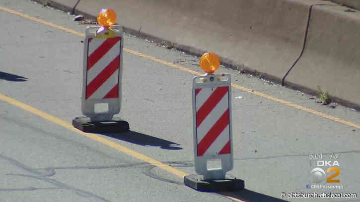 Part Of Painters Run Road Unexpectedly Closes After Crews Find Unmarked Underground Mine