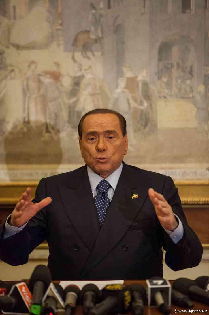 """Berlusconi: """"La sinistra usa contro Salvini la stessa arma che usò con me"""""""