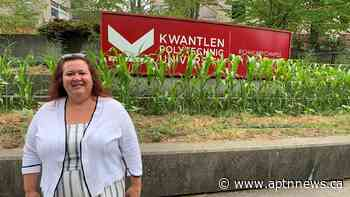 KPU names former Tsawwassen chief chancellor of university - APTN News
