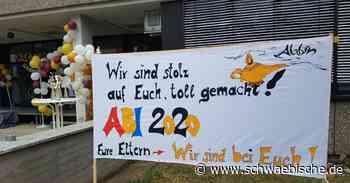 Spaichingen: Besondere Überraschung für die Abiturienten - Schwäbische