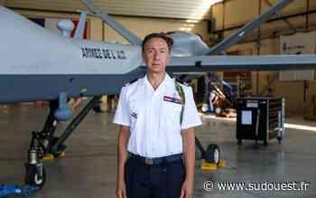 Stéphane Bern à Cognac : récit en images d'une matinée de tournage sur la base aérienne - Sud Ouest