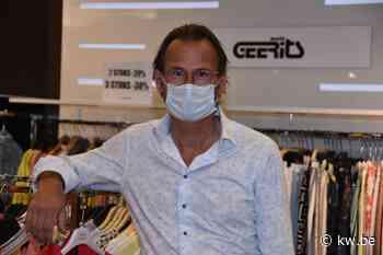 Modezaak Geerits vreest voor verloren jaar na nieuwe maatregelen