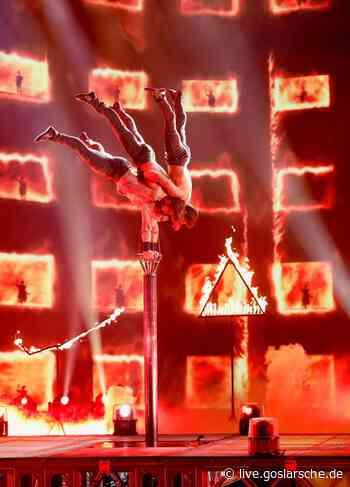 Sommervarieté im Circus Charles Knie - GZ Live