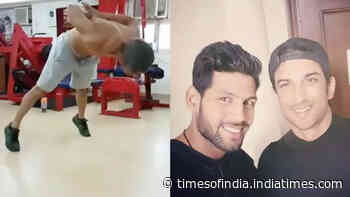 Sushant Singh Rajput's fitness trainer talks about Rhea Chakraborty, reveals shocking details about change in actor's behaviour after meeting her