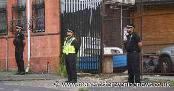 Police shut down illegal rave in Strangeways area (and found a hot tub)