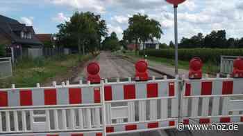Sommerzeit ist Straßenbauzeit in der Gemeinde Bohmte - noz.de - Neue Osnabrücker Zeitung