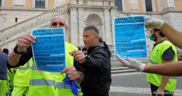 Pulizie e trasporto scolastico, Roma aggira il Consiglio di Stato e affida i servizi alla Newco pubblico-privata con dentro Cns