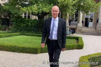 Le nouveau député de Saint-Malo, Jean-Luc Bourgeaux fait ses premiers pas à l'Assemblée nationale - France 3 Régions