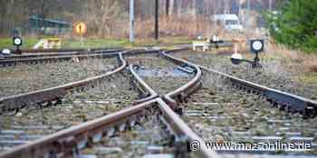 Dahme-Spreewald und Teltow-Fläming: Zugausfälle und mehr - Märkische Allgemeine Zeitung