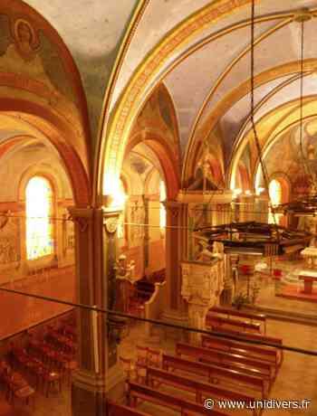 Visite guidée Église Saint-Barthélémy samedi 19 septembre 2020 - Unidivers
