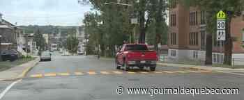 Des citoyens de Saguenay inquiets de la vitesse dans les rues