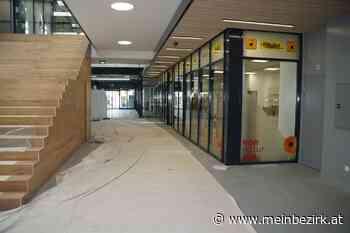 Bibliothek in zwei Monaten fertig: Zwei Einheiten sind in der Passage noch frei - meinbezirk.at