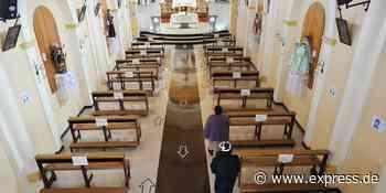 Wesseling: Diebe klauen in Kirche Geldscheine aus Opferstock - EXPRESS