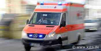 Fahrradfahrer bei Unfall in Wesseling schwer verletzt - Kölner Stadt-Anzeiger
