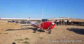 Avioneta aterriza de emergencia en Rosarito - FRONTERA.INFO
