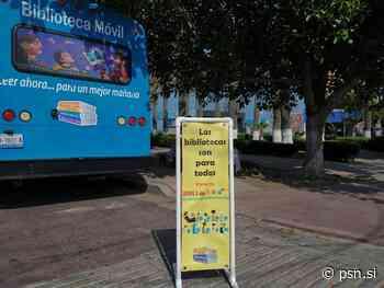 Amigos de la Biblioteca Rosarito brindarán servicio desde unidad móvil - Primer Sistema de Noticias