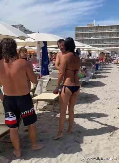 Vicesindaco Pd contro Salvini. In spiaggia scoppiano scintille