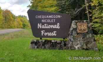 Chequamegon-Nicolet National Forest group sites to remain closed - CBS 3 Duluth