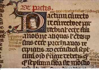 Présentation de manuscrits médiévaux Médiathèque Le Dôme de Saint-Claude samedi 19 septembre 2020 - Unidivers