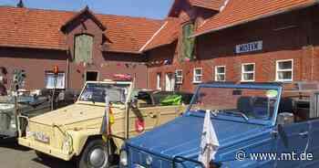 Seltene Schätzchen aus Chrom: Opel-Treffen in Neuenknick | Petershagen - Mindener Tageblatt