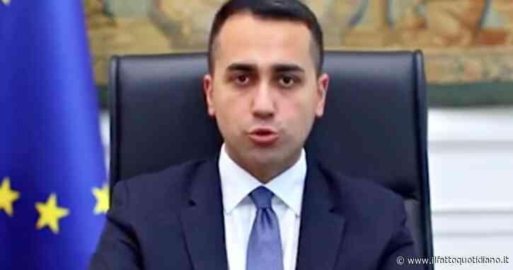 """Migranti, Di Maio convoca l'ambasciatore tunisino: """"Più controlli per prevenire le partenze e far ripartire i rimpatri"""""""