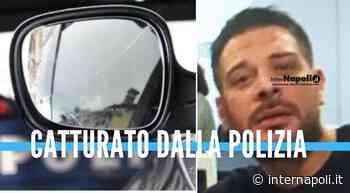 Truffa dello specchietto alla rotonda di Arzano, fermato dalla polizia - InterNapoli.it