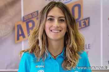 Volley. Giovanna Aquino rinnova con l'Arzano - La Rampa