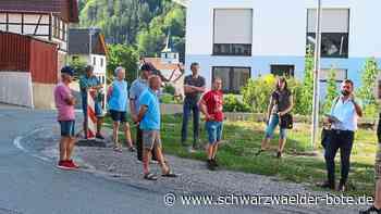 Sulz a. N.: Baugebiet Amselweg hat in Hopfau Priorität - Sulz a. N. - Schwarzwälder Bote