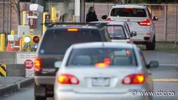 Officials crack down on Alaska-bound travellers crossing U.S.-Canada border