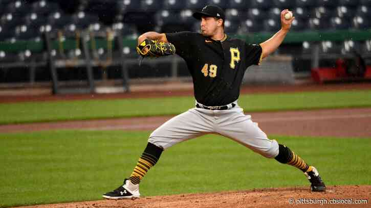 Pittsburgh Pirates Pitcher Derek Holland Pledging $250 For Each Strikeout This Season To Fight Childhood Cancer