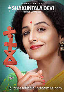 Movie Review: Shakuntala Devi - 3.5/5