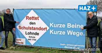 Seelze: CDU kritisiert LohndesOrtsbürgermeister als naiv und sorglos - Hannoversche Allgemeine