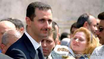 Vor 20 Jahren - Als Baschar al-Assad Präsident Syriens wurde - Deutschlandfunk