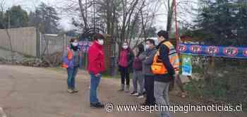 Anuncian mejoras para camino sector Salida Huapi de Linares - Septima Pagina