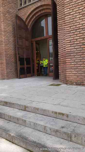 Iglesia católica decide reapertura de la iglesia Catedral de Linares - Septima Pagina