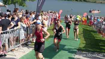 Furth im Wald: Further Triathleten über Waldmünchen überrascht - idowa