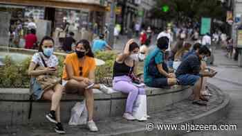 Biggest daily rise in Spain coronavirus cases since June: Live - Al Jazeera English