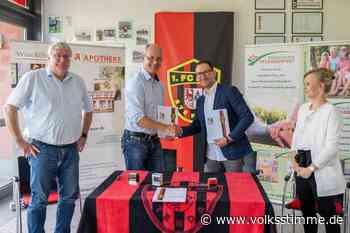 Fußball: Lok Stendal bindet zwei neue Partner - Volksstimme
