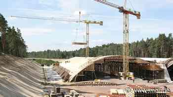 Bau der A14: Landkreis Stendal wird 2021 zur Autobahn-Großbaustelle - MDR