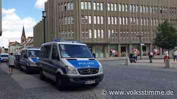 Polizei: Razzia gegen Schleuserkriminalität - Volksstimme