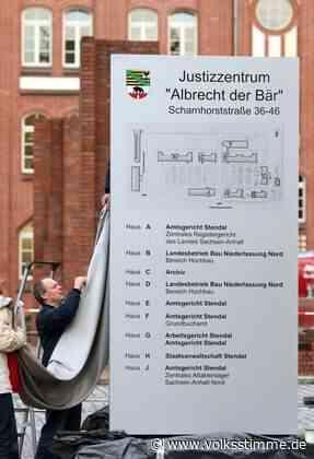 Stendal: Messerstich bleibt mysteriös - Volksstimme